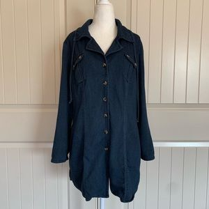 CAbi Denim Jean Jacket - Medium